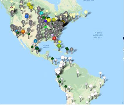 Veldingenieurs van SDWAN SOLUTIONS in de VS, Canada en Zuid-Amerika