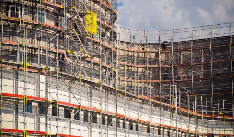 BUILDING A POST-COVID FUTURE FOR THE CONSTRUCTION INDUSTRY