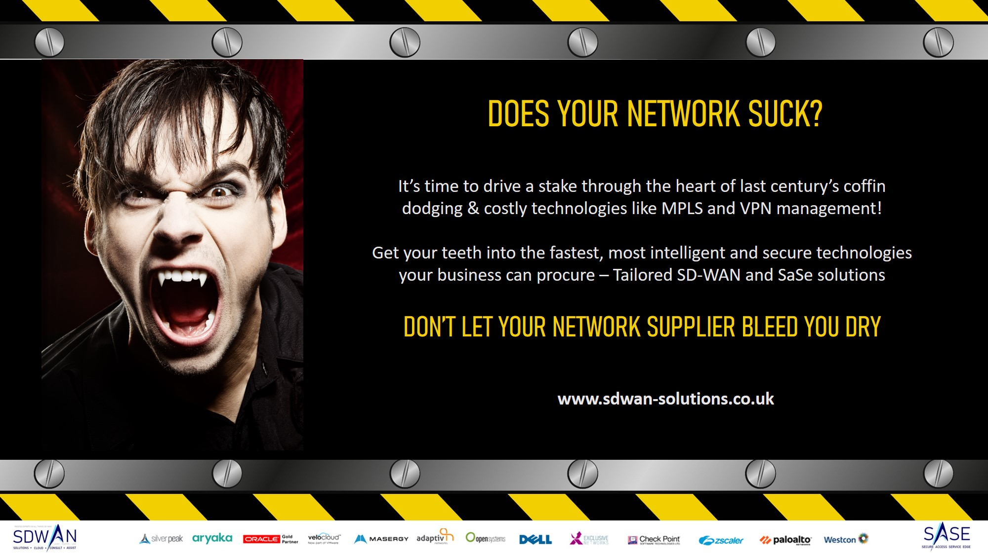 Don't let your network supplier bleed you dry