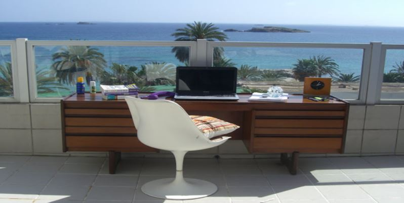 WORKING REMOTELY DOESN'T HAVE TO BE EVEN REMOTELY REMOTE!