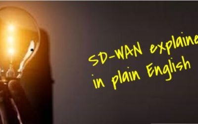 WHAT IS SD-WAN AND HOW YOU WILL BENEFIT IN PLAIN SPEAKING ENGLISH?
