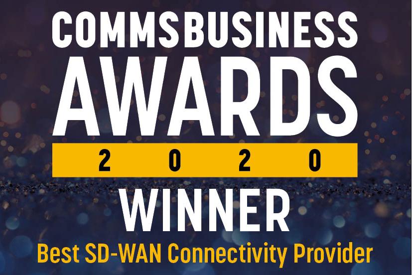 SDWAN et SASE Solutions Best SD-WAN Award 2020